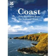 Coast Postcard Box: 50 Postcards from the National Trust by The National Trust