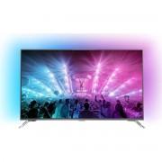 Televizor Philips 55PUS7101/12 4K 139cm Argintiu