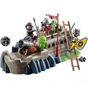 Playmobil Knights Set Action
