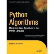Python Algorithms by Magnus Lie Hetland