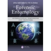 Forensic Entomology by Jeffery Keith Tomberlin
