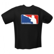 GamersWear Counter T-Shirt Black (XL)