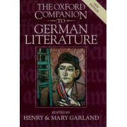 The Oxford Companion to German Literature by Mary Garland