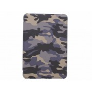 Blauwe army defender booktype hoes voor de iPad Mini 4