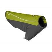Cloud Chaser vízálló zöld kutyakabát XL méret