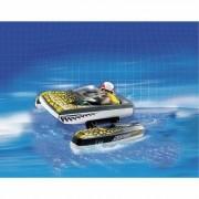 Playmobil 5161 - Aventurier Et Hydravion Click & Go À Emporter Avec Clip Ceinture