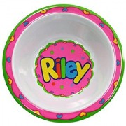 My Name Bowls Riley USA Personalized Bowl