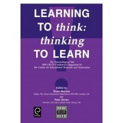 Learning to Think 1989 by Peter Davies