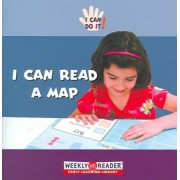 I Can Read a Map by Susan Ashley