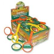 Carson MagniRama 3x Magnifying Glasses - Pack of 50 (JD-3MU)