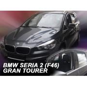 Deflektory komplet 4 ks - BMW 2 Gran Tourer (F46), 2015-
