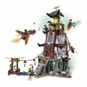 The Lighthouse Siege (Lego 70594 Ninjago)
