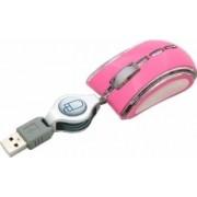 Mouse Esperanza EM109P Optic 800DPI Roz