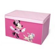 Disney - Contenitore Portagiochi Ripiegabile Minnie Mouse