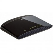 SWITCH D-LINK DES-1005D 5 PORTURI 10/100