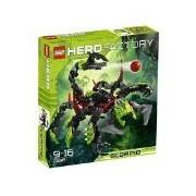 LEGO Hero Factory Scorpio - figuras de construcción (LEGO, Multicolor)