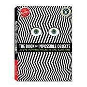 (US) Klutz The Book of Impossible Objects: 25 Eye-Popping Projects to Make, See & Do Craft Kit