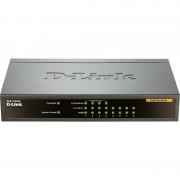 Switch D-Link DES-1008PA 8 porturi