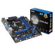 Z97M-G43 - Socket 1150 - Chipset Z97 - micro ATX - Carte mère