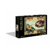 Puzzle 6000 Michelangelo : Ádám teremtése