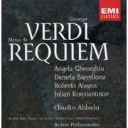 Claudio Abbado - Verdi: Requiem (0724355716828) (2 CD)