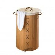 Wasmand Bamboo - natuurkleurig, Wenko