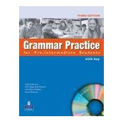Grammar Practice for Pre-Intermediate Students with CD-ROM