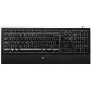 Tastatura Logitech K740 Black