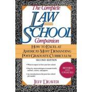 The Complete Law School Companion by Jeffery Deaver