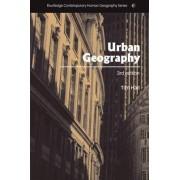 Urban Geography by Tim Hall