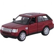 Baby Steps Kinsmart Die-Cast Metal Range Rover Sport Maroon (Maroon)