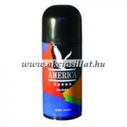 America For Men dezodor 150ml