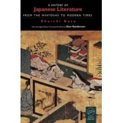 A History of Japanese Literature by Shuichi Kato