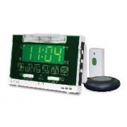 CA-360 - sistema di segnalazione a radio frequenza e orologio sveglia.