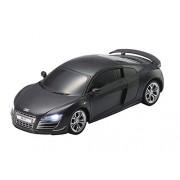 Revell - 24654 - Voiture - Audi R8 - Echelle 1/24 - Noir Mât