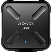 SSD Extern A-DATA SD700, 256GB, USB 3.1, rezistent la apa si praf - certificat IP68 (Negru)