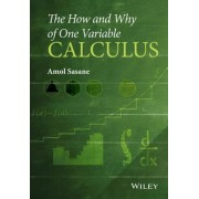 The How and Why of One Variable Calculus by Amol Sasane