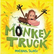 Monkey Truck by Michael Slack