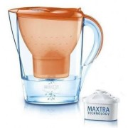 Jarra agua brita marella 2.4l + recambio + libro recetas karlos ...
