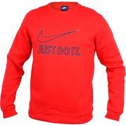 Bluza barbati Nike M Nsw Crw Flc Gx Swsh + Longsleeve Shirt 804645-657