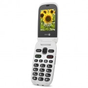 "Doro PhoneEasy 6030 2.4"" 94g Grey,White Entry-level phone"