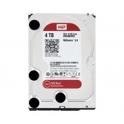 "4TB 3.5"" SATA III 64MB IntelliPower WD40EFRX Red"
