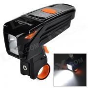 MAGICSHINE EAGLE300 300lm recargable USB LED lampara blanca de la bici - Negro