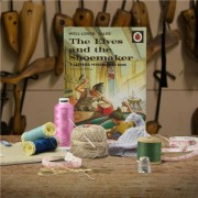 The Elves and The Shoemaker: A Personalised Ladybird Story Book