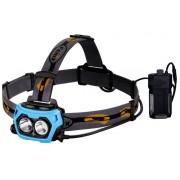 Fenix HP40F LED Fischer Stirnlampe weißes & blaues Licht
