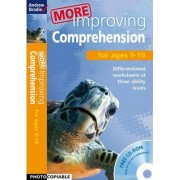 More Improving Comprehension 9-10 by Andrew Brodie