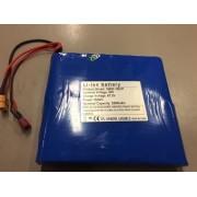 Batteri till Enhjuling