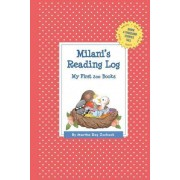 Milani's Reading Log: My First 200 Books (Gatst) by Martha Day Zschock
