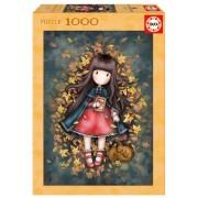 Educa Puzzle Santoro Gorjuss Autumn Leaves 1000 de piese 17114