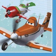 Disney Planes Luncheon Napkins [16 Per Pack]